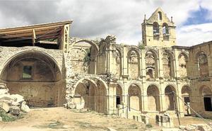 El monasterio de Santa María de Rioseco, declarado BIC por la Junta