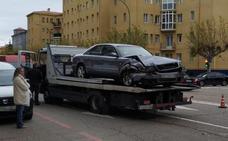 Burgos no registra fallecidos en accidentes de tráfico en la ciudad por primera vez en 50 años