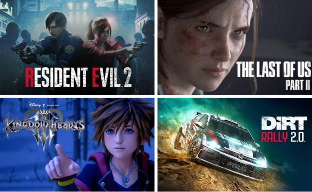 Los Grandes Videojuegos Que Llegaran En 2019 Burgosconecta