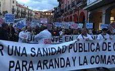 La coordinadora de Sanidad de Aranda anima a acudir a la manifestación de Valladolid