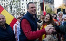 Vox considera «lamentable» que Antea Izquierdo intente «boicotear» el acto de Ortega Smith