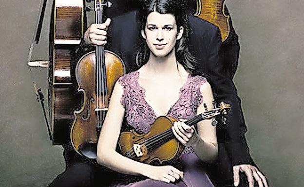 Concierto del Cuarteto Gerhard de la Escuela Superior de Música Reina Sofía en la Antigua de Gamonal