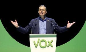 El PP critica las protestas convocadas contra el acto de Vox en Burgos