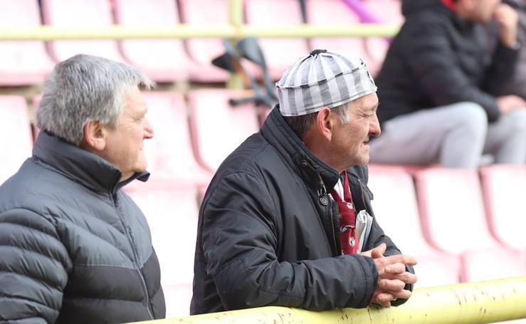 La afición en el Burgos CF - SD Ponferradina