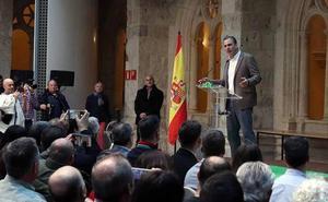 La «reconquista», las «feminazis» y la inmigración ilegal, claves del discurso de Vox en Burgos