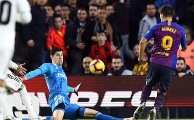 El Real Madrid-Barcelona será el 2 de marzo a las 20:45 horas