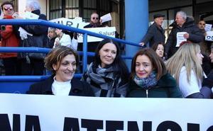 Las médicas de Los Cubos cuelgan la bata pero siguen apoyando las protestas sanitarias como afectadas