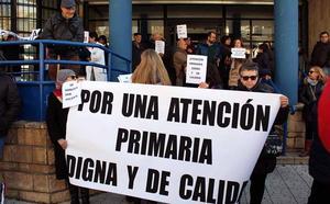 Un colectivo médico «indignado» con Atención Primaria se plantea movilizaciones a gran escala