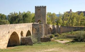 Los puentes más singulares de la provincia de Burgos se exponen en el Consulado del Mar