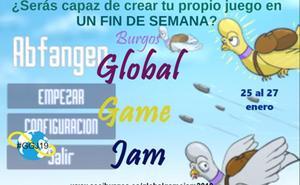 Cientos de creadores de juegos llegarán a Burgos para la Global Game Jam el 25 de enero