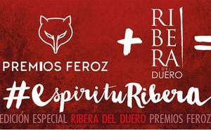 Ribera del Duero, vino tinto oficial de los Premios Feroz 2019