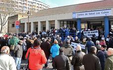 Los pacientes de Los Cubos se manifestarán ante la visita del consejero de Sanidad a Burgos
