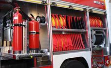 Nuevos camiones de bomberos para Oña y Briviesca