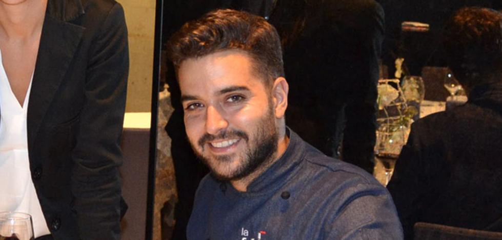 Ricardo Temiño representará a Burgos en el Foro Internacional de Gastronomía que se va a celebrar en Macao del 19 al 21 de enero