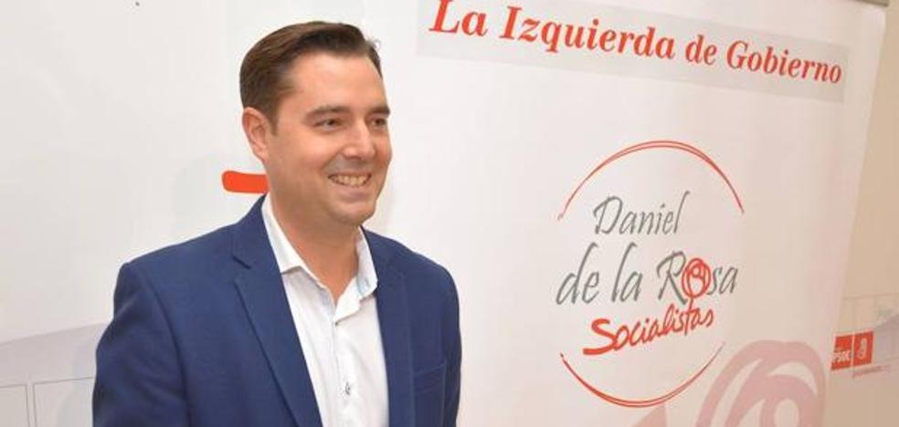 De la Rosa acusa al Partido Popular de usar el Ayuntamiento de Burgos como sede electoral