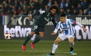 El Real Madrid logra el pase pero no el indulto