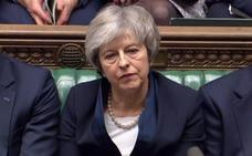 May, ante la moción de censura: «Unas elecciones provocarían el caos»