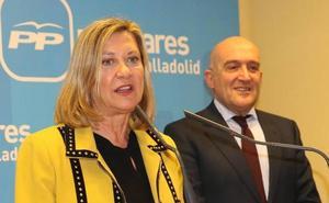Pilar del Olmo: «Voy a comenzar mi precampaña en Las Viudas; quiero hablar con la gente, saber qué ha pasado»