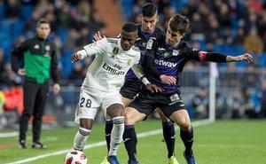 Leganés-Real Madrid, en directo