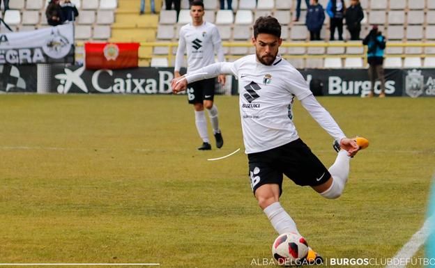 Kevin García: «No me preocupan los rumores, tengo confianza en mi juego»
