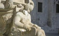 La restauración de la fuente de Santa María costará 64.200 euros