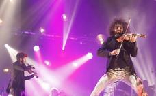 Ara Malikian estrena la acústica del Coliseum el próximo 16 de febrero