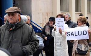 La crisis de Los Cubos aviva la posibilidad de una huelga sanitaria en toda la provincia de Burgos
