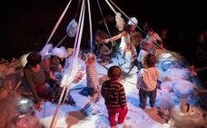 Escena Mariñaque presenta la obra infantil 'Algodón' el domingo, 20 de enero