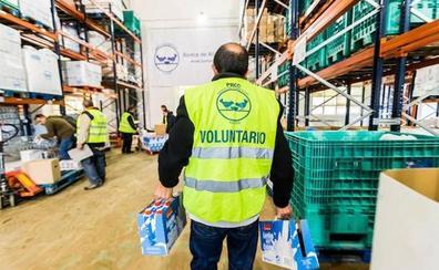 Un año de recogida de alimentos histórica alcanza los 3,2 millones, un tercio más que en 2017