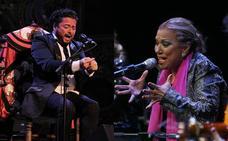 La Susi y Rafael de Utrera, en la XVII Noches Flamencas