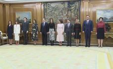 Doña Letizia apuesta por la moda 'low cost'