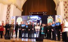 La Policía Local de Burgos celebra la fiesta de su patrón, San Sebastián