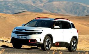 Citroën C5 Aircross, marca la diferencia