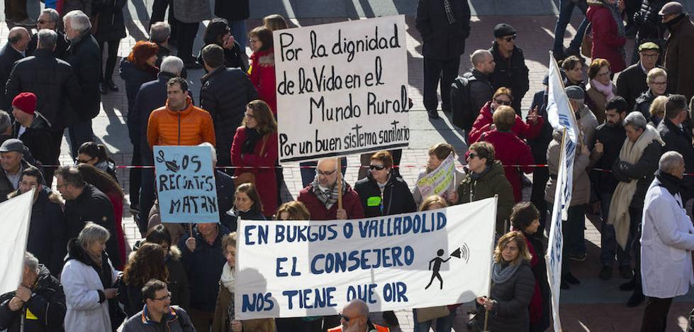 Plataformas y ayuntamientos fletarán autobuses para la manifestación por la sanidad del 26 de enero en Valladolid