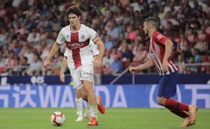Huesca-Atlético, en directo