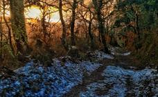 La nieve pinta la provincia