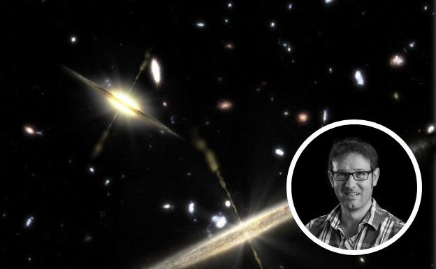 José Ramón Espinosa: «Que el universo se rija por leyes matemáticas es una maravilla»