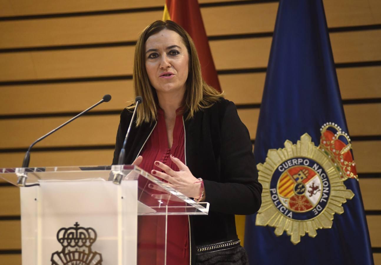 Barcones augura que las oposiciones de junio de la Policía Nacional serán un «revulsivo» para recuperar el 15% de plazas perdidas