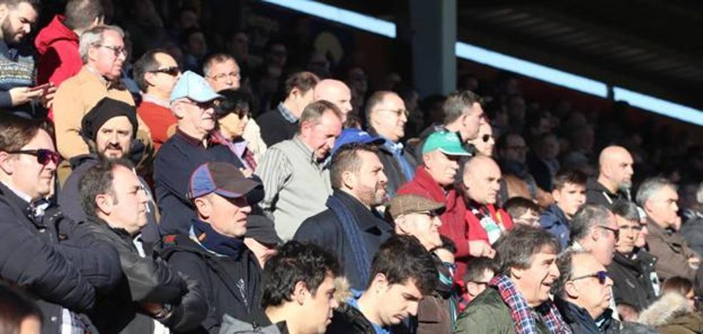 El Salamanca CF UDS ha puesto a disposición del Burgos CF 310 entradas para el partido del domingo en El Helmántico