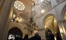 Los vecinos de Gamonal descubren los secretos de la Catedral de Burgos