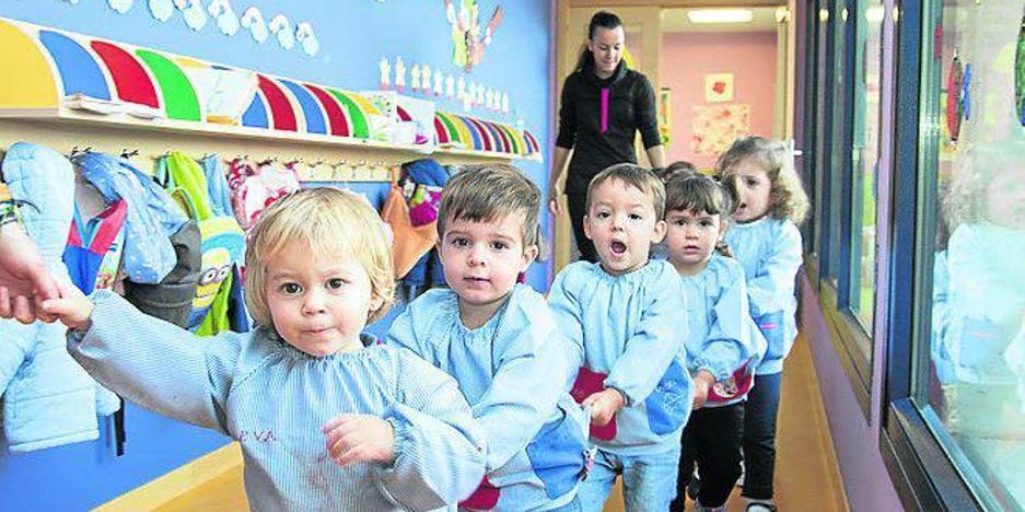 Los gastos de guardería cuentan este año con una nueva desgravación de 1.000 euros