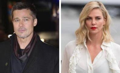 Brad Pitt y Charlize Theron, ¿algo más que amigos?