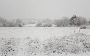 Se reactivan los avisos de nieve, que en Burgos caerá con fuerza a partir del martes