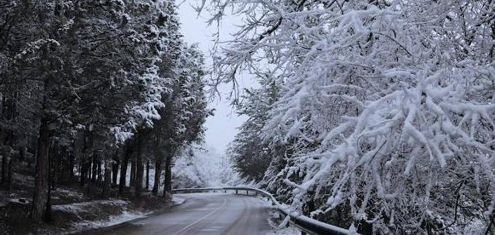 La provincia de Burgos se prepara para dos días de alerta naranja por nevadas, viento y lluvia