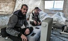 Las mejores imágenes de refugiados en Europa del fotoperiodista Diego Herrera