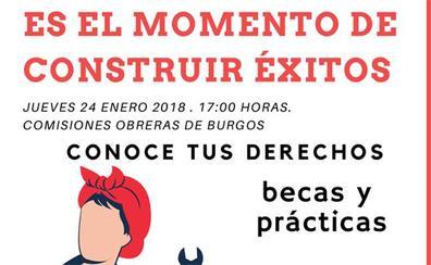 Comisiones Obreras de Burgos celebra su I Escuela Provincial de Juventud
