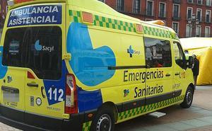 Herida una mujer en un atropello en la calle Madrid