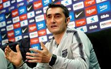 Valverde: «No tengo que disculparme por creer que es gol»