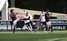 Fer Ruiz, nuevo jugador del Burgos