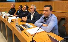 El alcalde de Valle de Zamanzas solicita en el Parlamento Europeo paralizar el plan 'Infraestructuras Turísticas' de la Junta